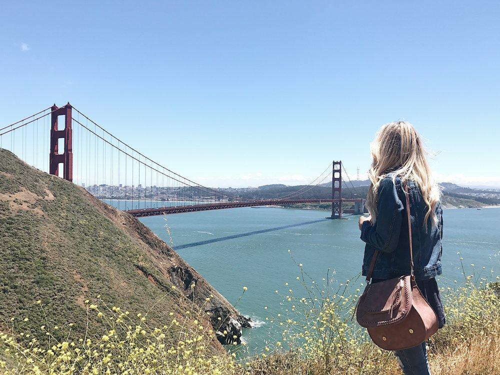 Best Golden Gate Bridge Lookout Points