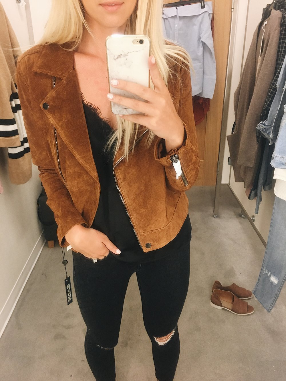 dressing room diaries: nordstorm anniversary sale