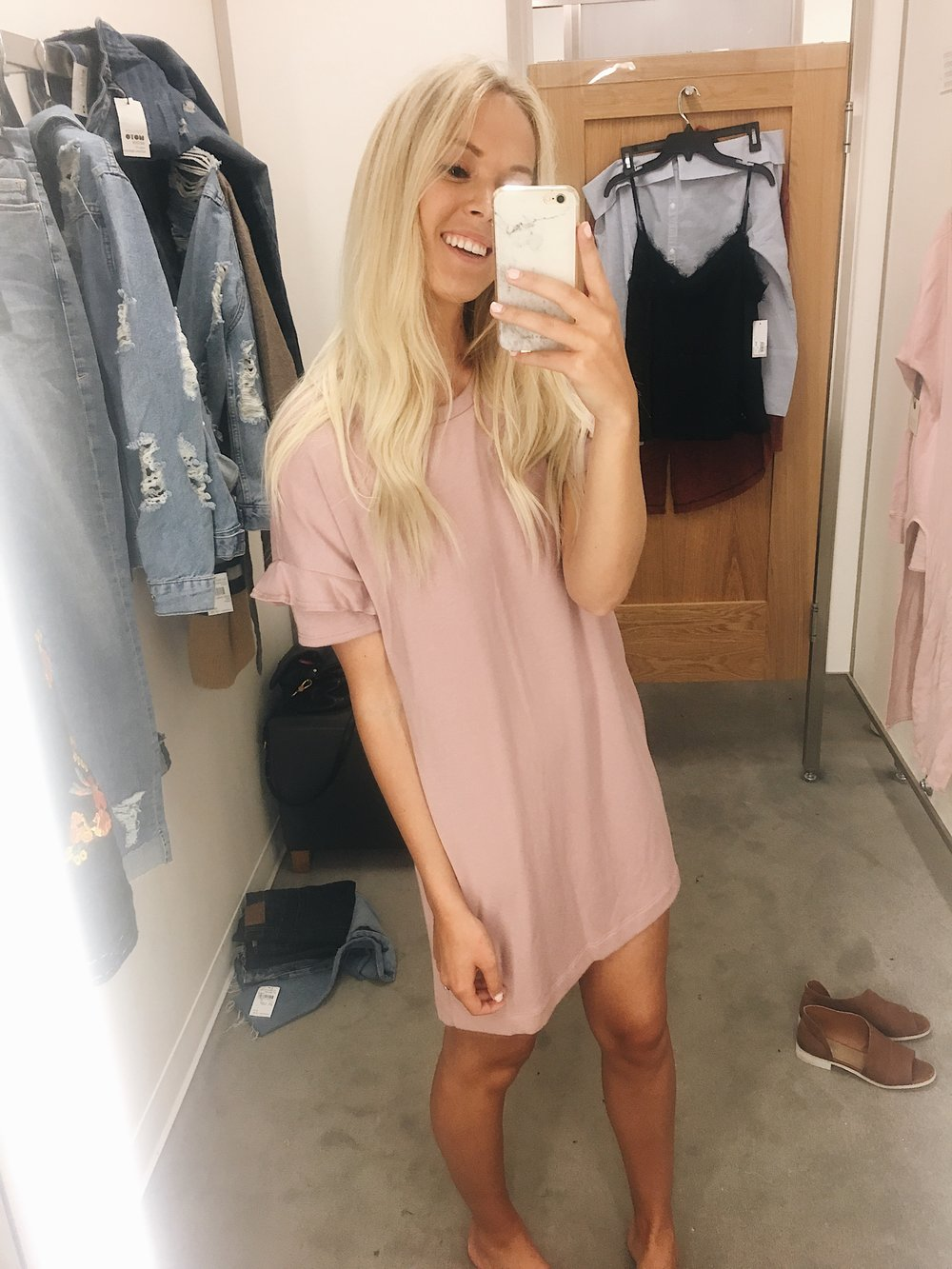dressing room diaries: nordstrom anniversary sale