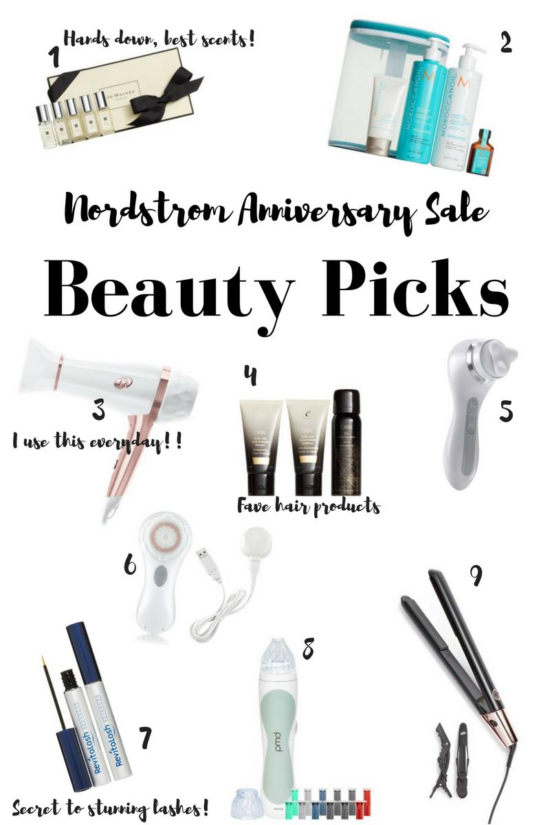 Nordstrom Anniversary Sale: Best In Beauty