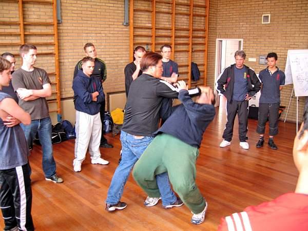 Sifu Lam Holland Seminar (2007) (c)