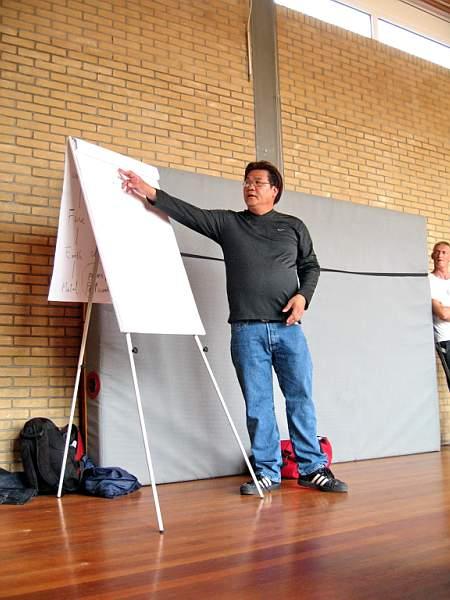 Sifu Lam Holland Seminar (2007) (d)