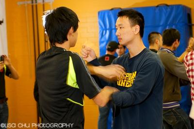 Gary Lam Wing Chun's Grand Opening 2.jpg