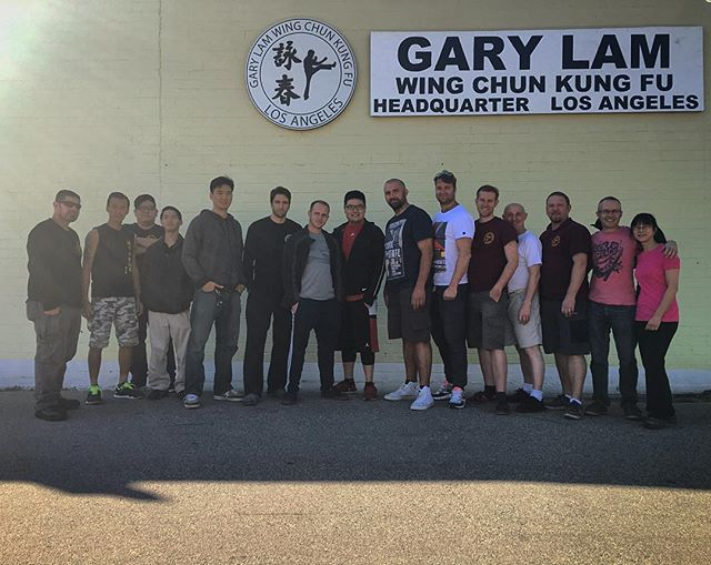 Awesome day of training with the Warrington, UK group! Also a pleasure to have our brothers and sisters come from abroad to train with us. Looking forward to the rest of you to come out and play! 😜 #garylam #garylamwingchun #glwc #flyhimaway #wongshunleung #wslvt #cranesproduction #warrington #vingtsun #wingchun #kungfu #martialarts #ma #fitness #instafit #train #training #health #workhardfighthard #belikewater #fun #instadaily #la #losangeles #california #ca #workout #workingout