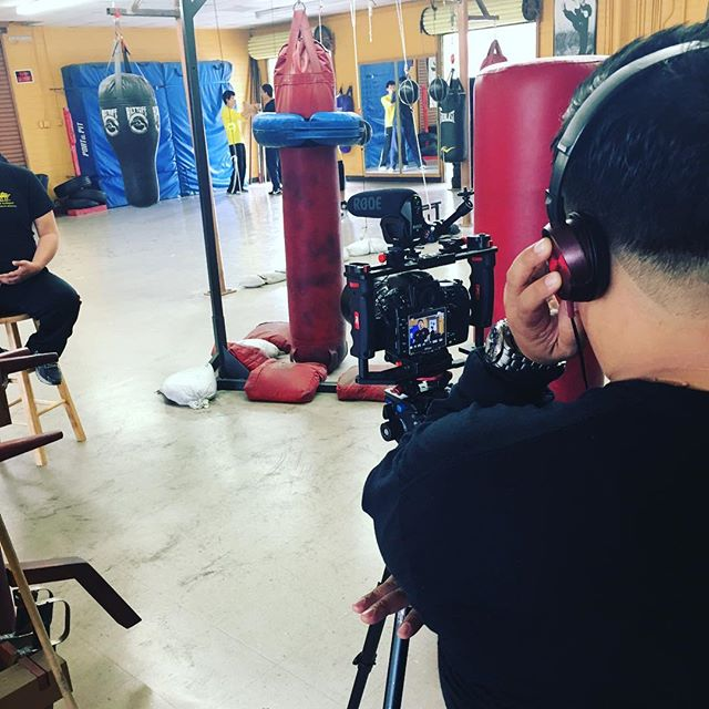 Excited to have Mr. @jackratana back in the school to shoot some new stuff for us. Hope you look forward to it! #garylam #garylamwingchun #glwc #flyhimaway #wongshunleung #wslvt #cranesproduction #vingtsun #wingchun #kungfu #martialarts #ma #fitness #instafit #train #training #health #workhardfighthard #belikewater #fun #instadaily #la #losangeles #california #ca #workout #workingout