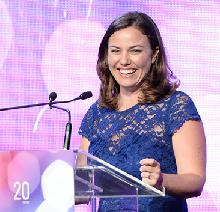 'Ali has an ability to create a space where you not only want to step into your best self, but you believe it's your job to go out and do just that'    - Tina Tower - CEO Begin Bright,     2014 Telstra Young Business Woman Award Winner