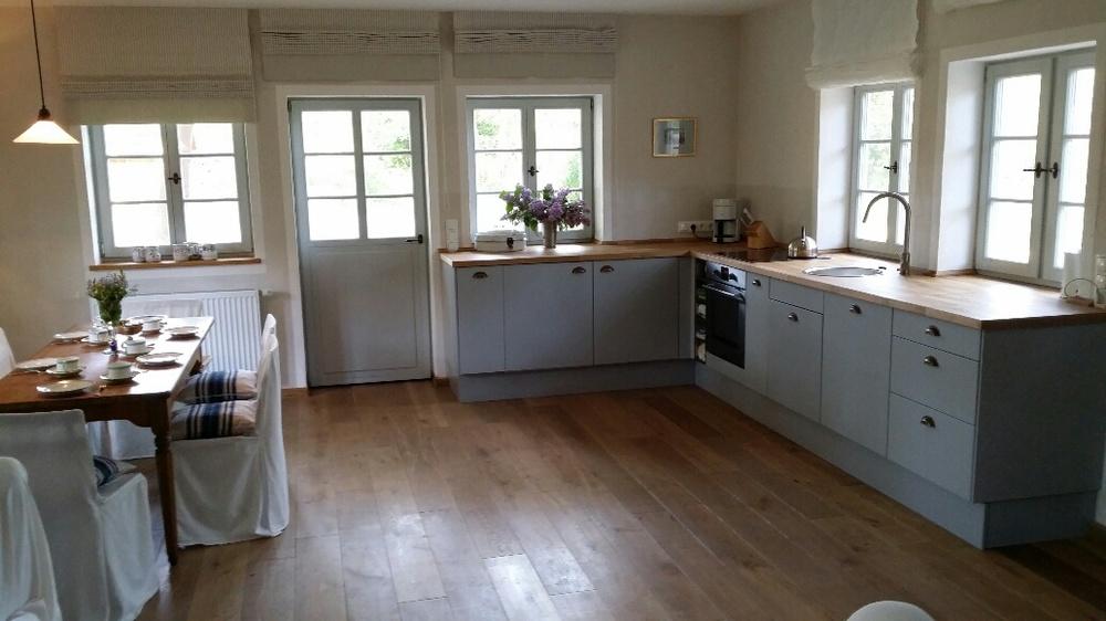 Wohn-Ess-Küchenbereich