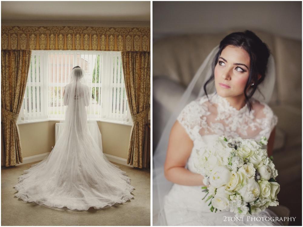 Bridal Portraits in Newcastle