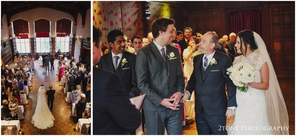Jesmond Dene House Ceremony