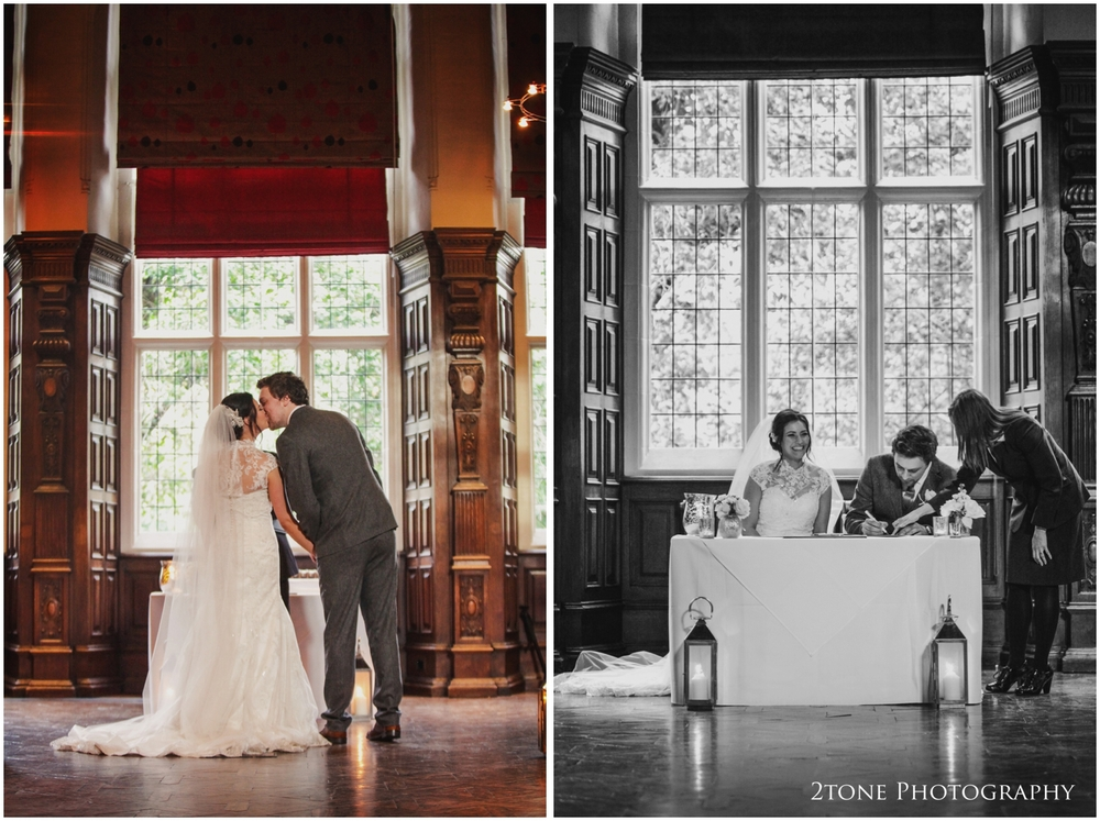 newcastle wedding at Jesmond Dene House Hotel