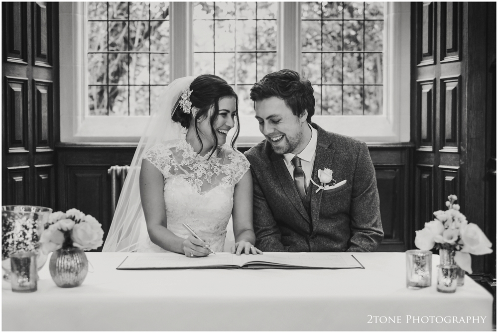 wedding photograpy at Jesmond Dene House Hotel