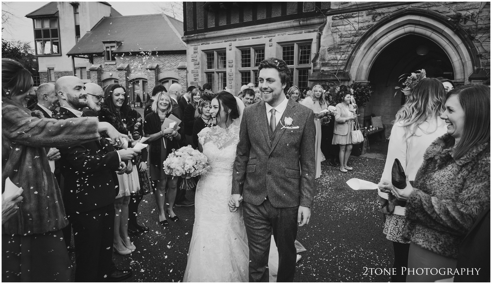 wedding photography at Jesmond Dene House Hotel