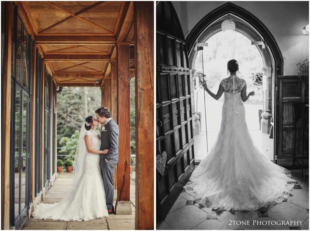 Winter wedding at Jesmond Dene House Hotel newcastle