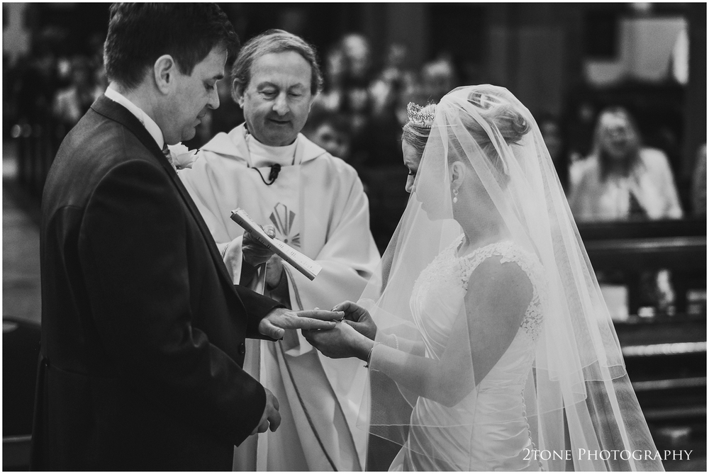 Wedding Photography in church