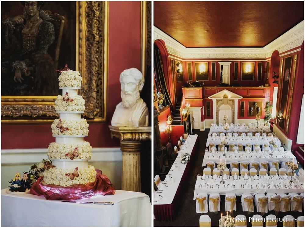 Lumley Castle wedding