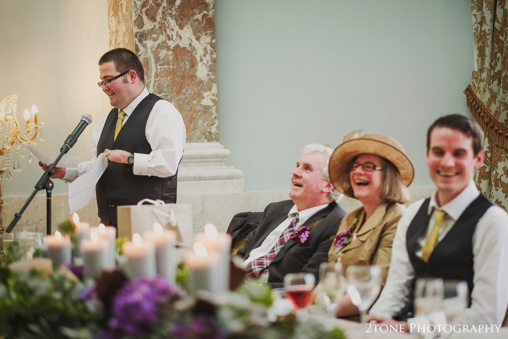 Speeches at Wynyard Hall