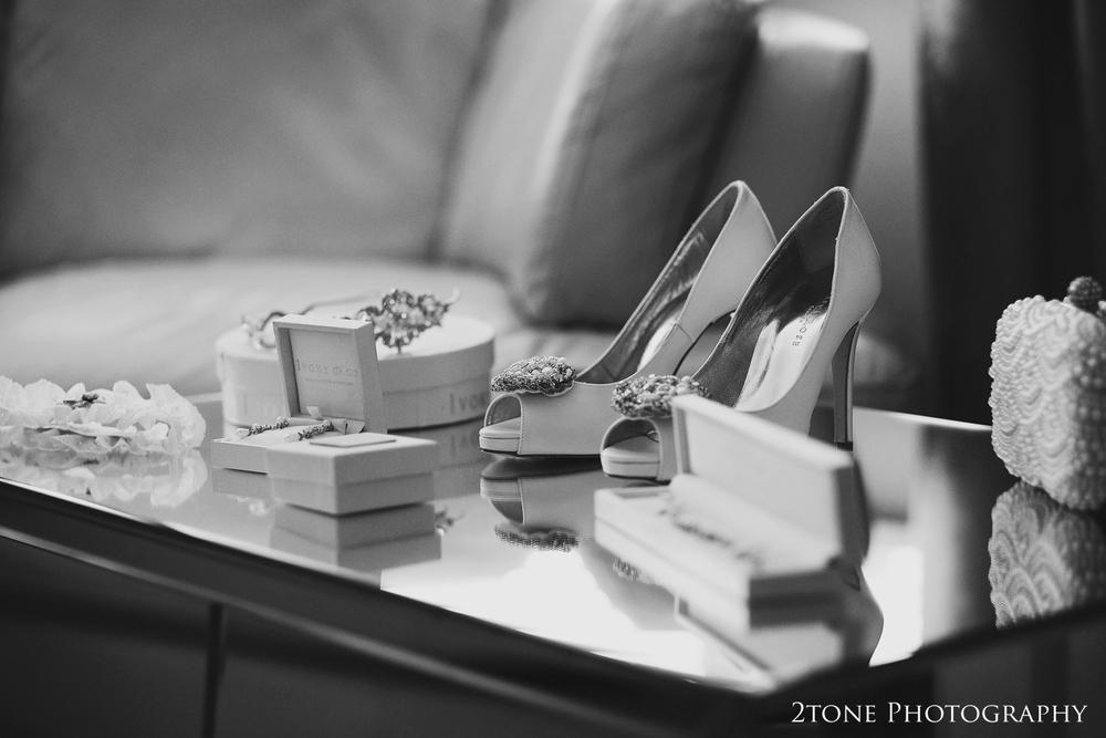 Wedding shoes www.2tonephotography.co.uk
