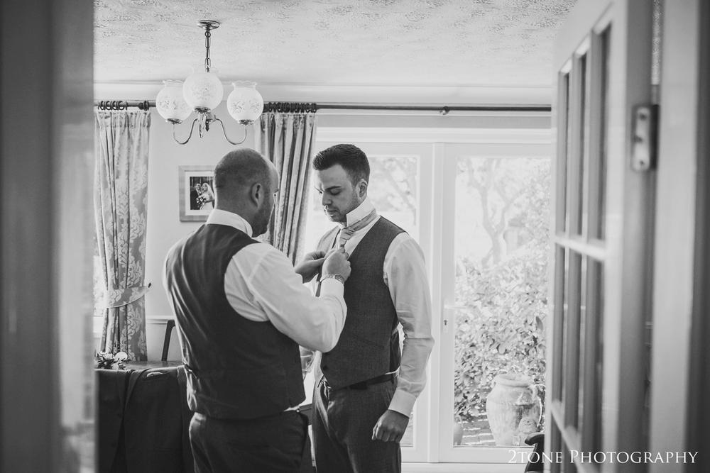 Groom's wedding preparations www.2tonephotography.co.uk