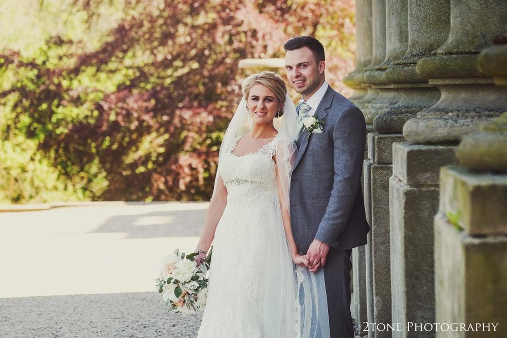 Wedding photography at Wynyard Hall www.2tonephotography.co.uk