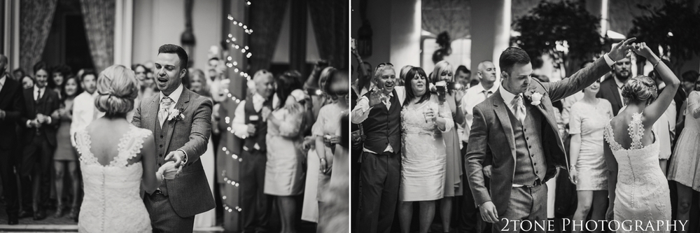 Wedding at Wynyard Hall www.2tonephotography.co.uk
