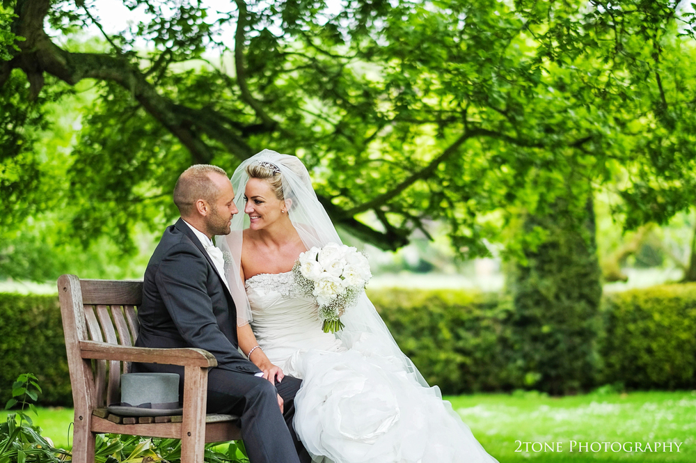 The soft pastel light of the day helped us to create for wonderfully romantic images of Sarah and Christian.