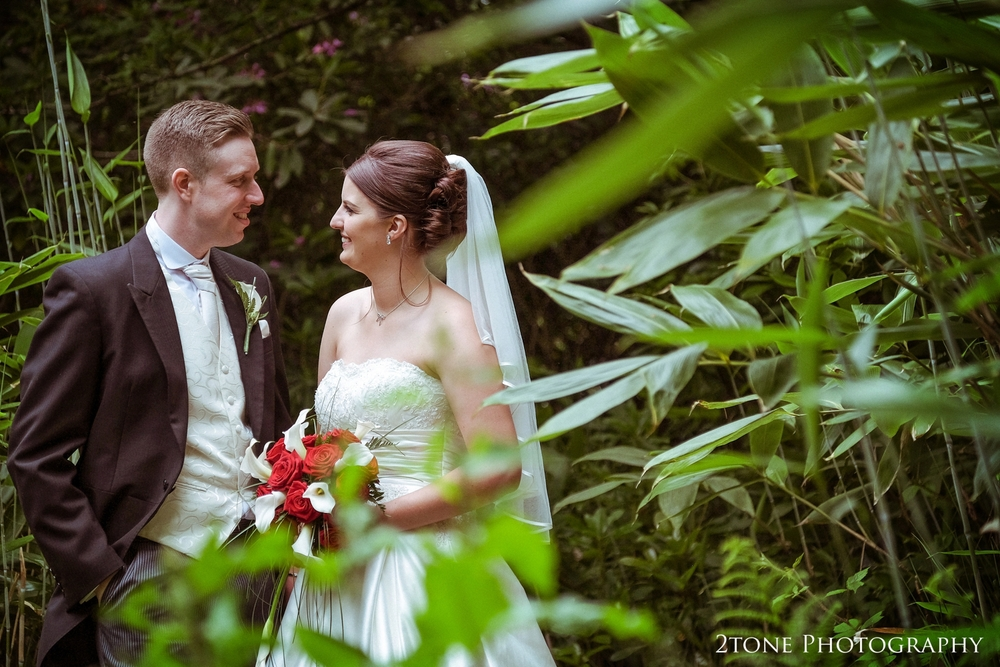 Together we move through the gardens.  The portrait session also gave Hannah and Paul a really great chance to spend a bit of quality time together before returning back to their wedding guests