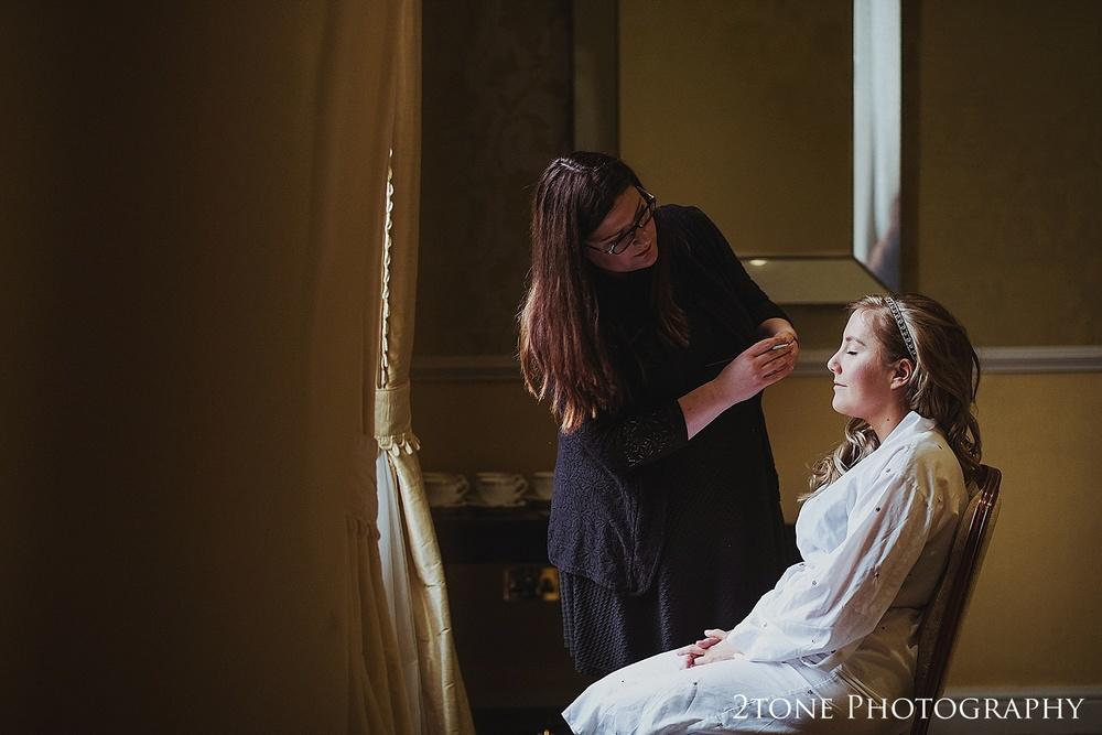 Bridal make up.  Wedding photography newcastle, www.2tonephotography.co.uk