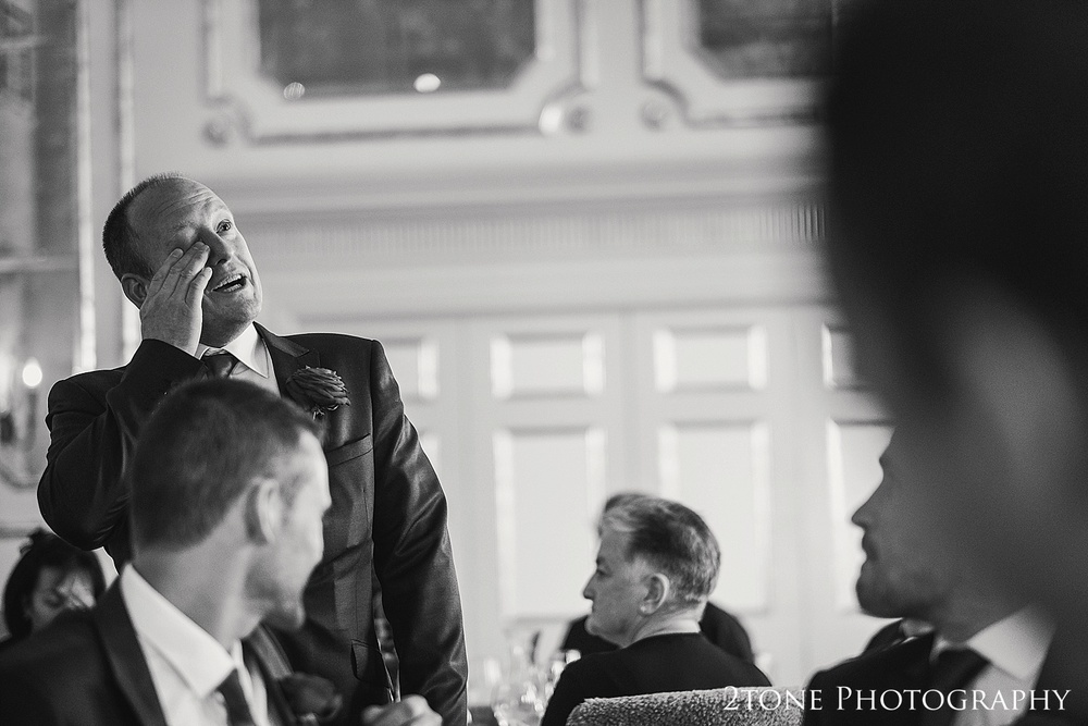 Wedding speeches.  Wedding photography newcastle, www.2tonephotography.co.uk
