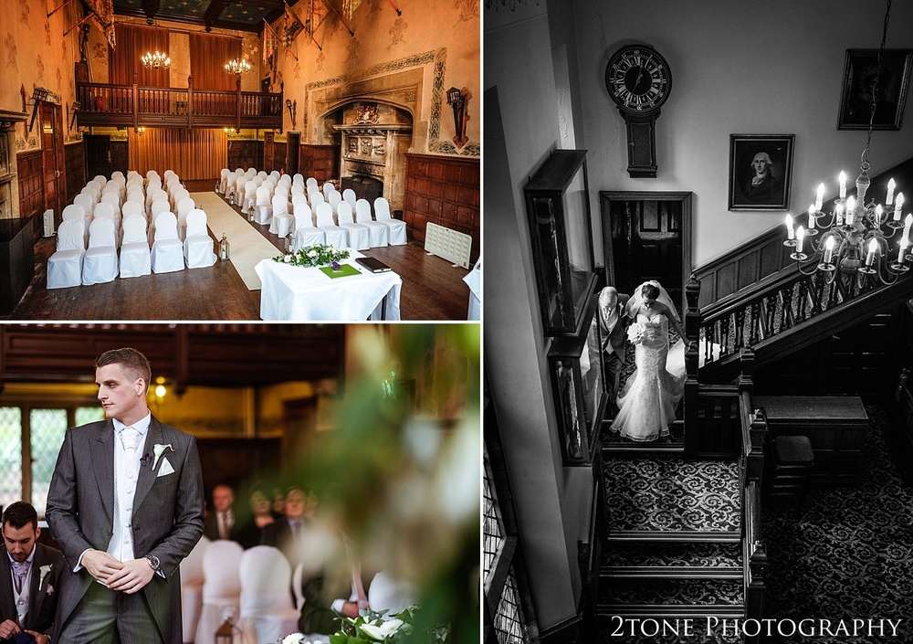 Wedding Photography at Redworth Hall by North East Wedding Photographer www.2tonephotography.co.uk