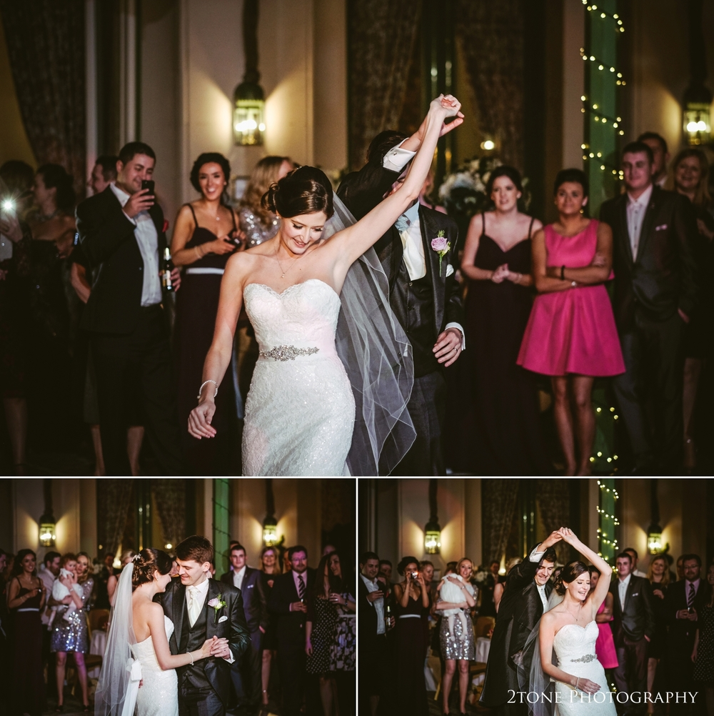 First dance.  Wynyard Hall wedding Photography by durham wedding photographers www.2tonephotography.co.uk