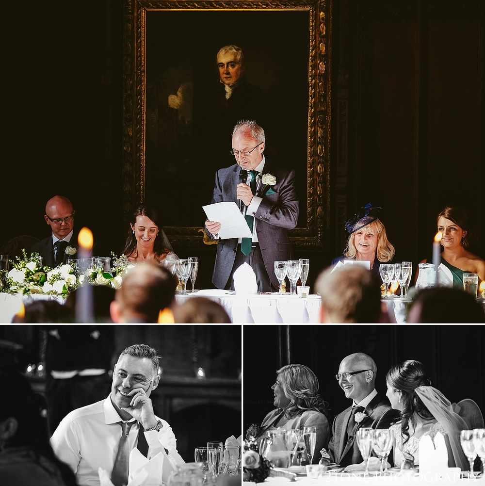 Wedding Speeches.  Durham Castle wedding Photography by Durham and Newcastle wedding photographer www.2tonephotography.co.uk