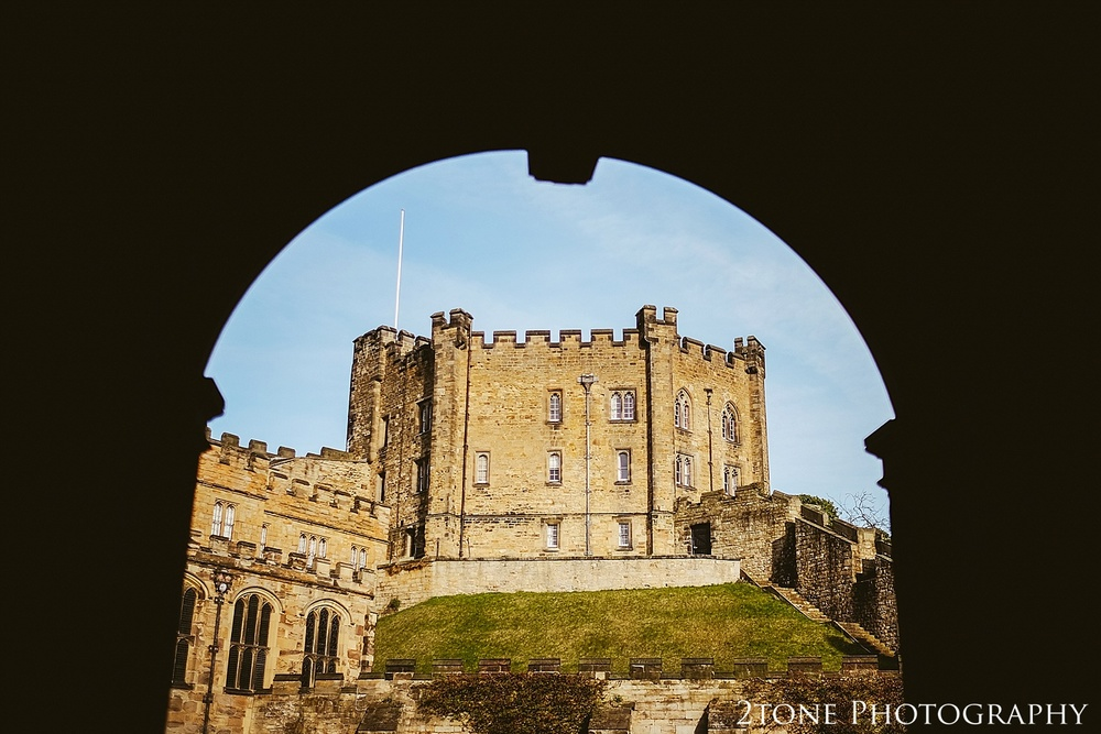 Durham Castle Photography by Durham and Newcastle wedding photographer www.2tonephotography.co.uk