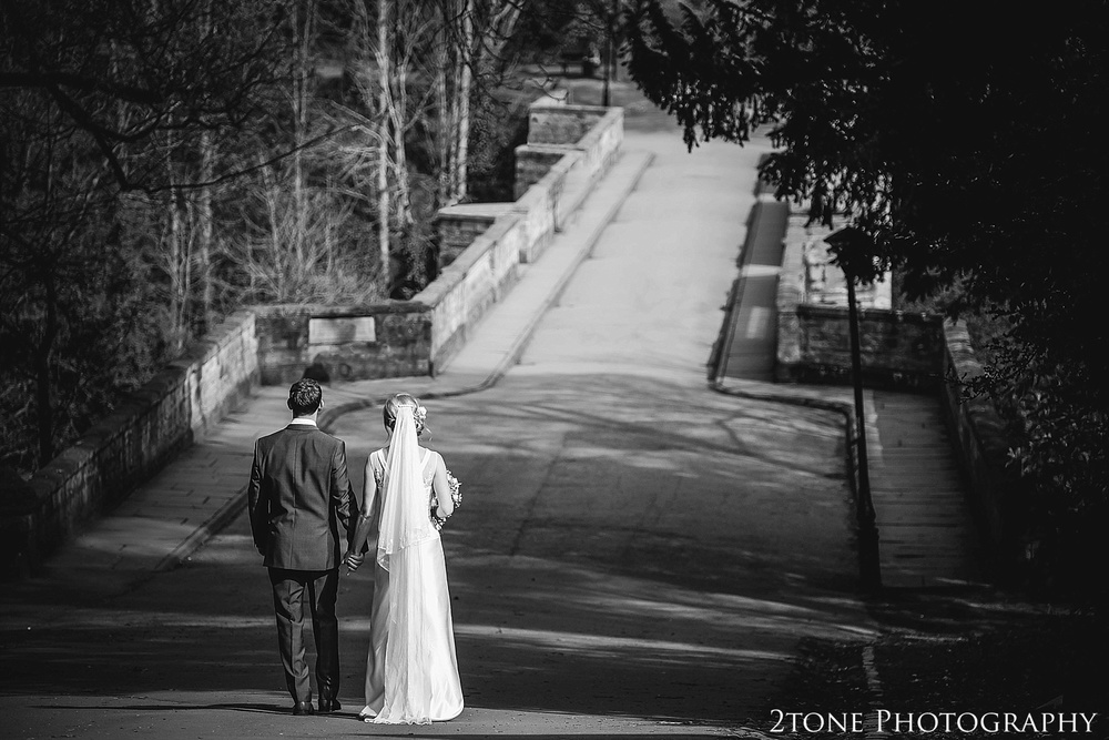 Prebends Bridge.  Durham wedding photography by wedding photographers www.2tonephotography.co.uk