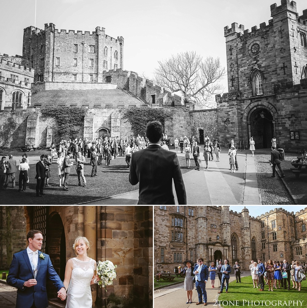 Wedding Speeches at Durham Castle.  Durham wedding photography by wedding photographers www.2tonephotography.co.uk