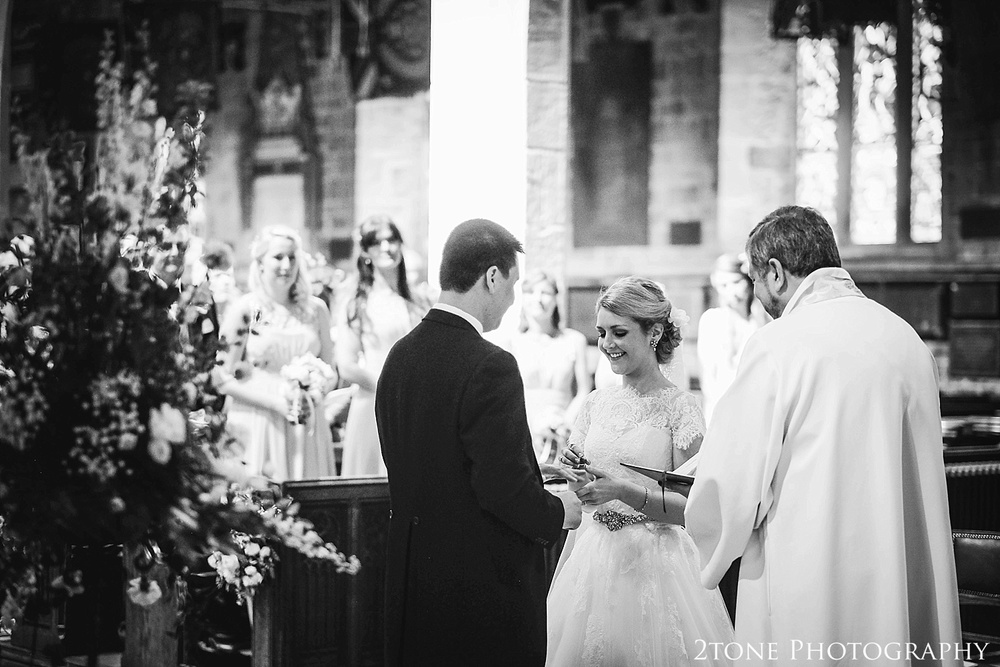 St Nicholas Cathedral.  Newcastle and Beamish Hall Wedding Photography by www.2tonephotography.co.uk