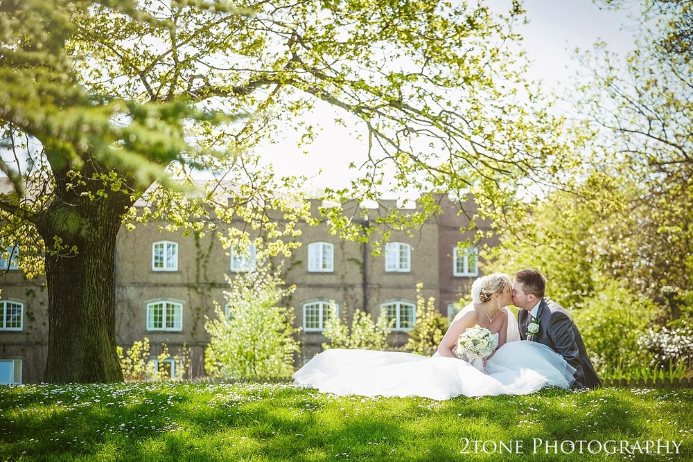 Beautiful summer time wedding photographs at the Ramside Hall Hotel.  Wedding photography by husband and wife team www.2tonephotography.co.uk
