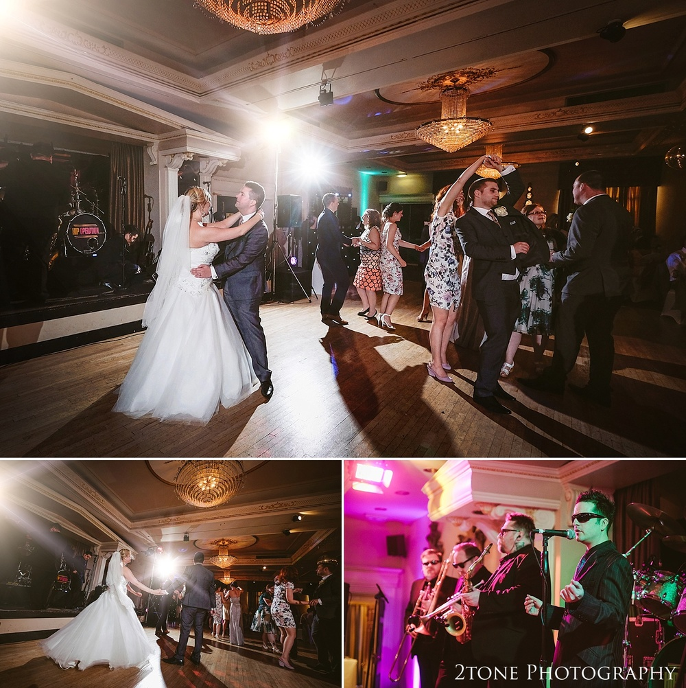 Evening photography at the Ramside Hall Hotel.  Wedding photography by husband and wife team www.2tonephotography.co.uk