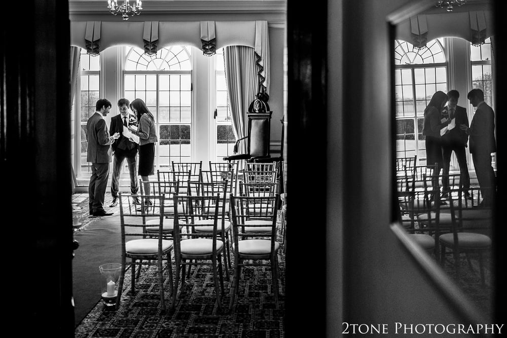 Kirkley Hall weddings by 2tone Photography