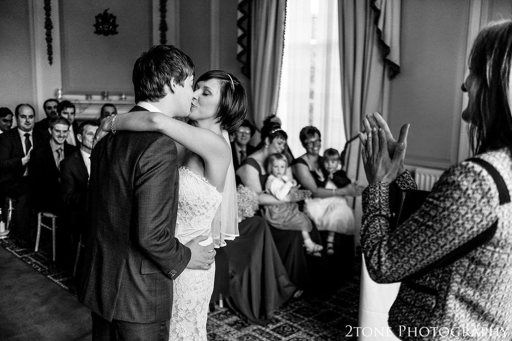 Wedding days at Kirkley Hall by www.2tonephotography.co.uk