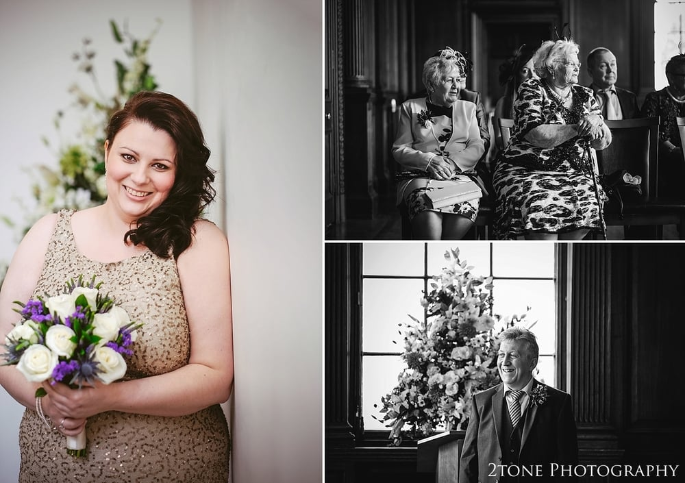Beautiful wedding in Edinburgh.  Wedding Photography at the Lothian Chambers in Edinburgh by 2tone Photography