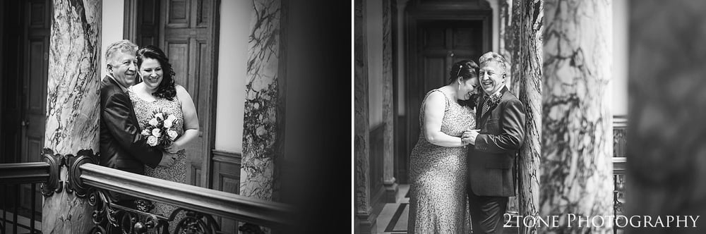 Wedding Photography at the Lothian Chambers in Edinburgh by 2tone Photography