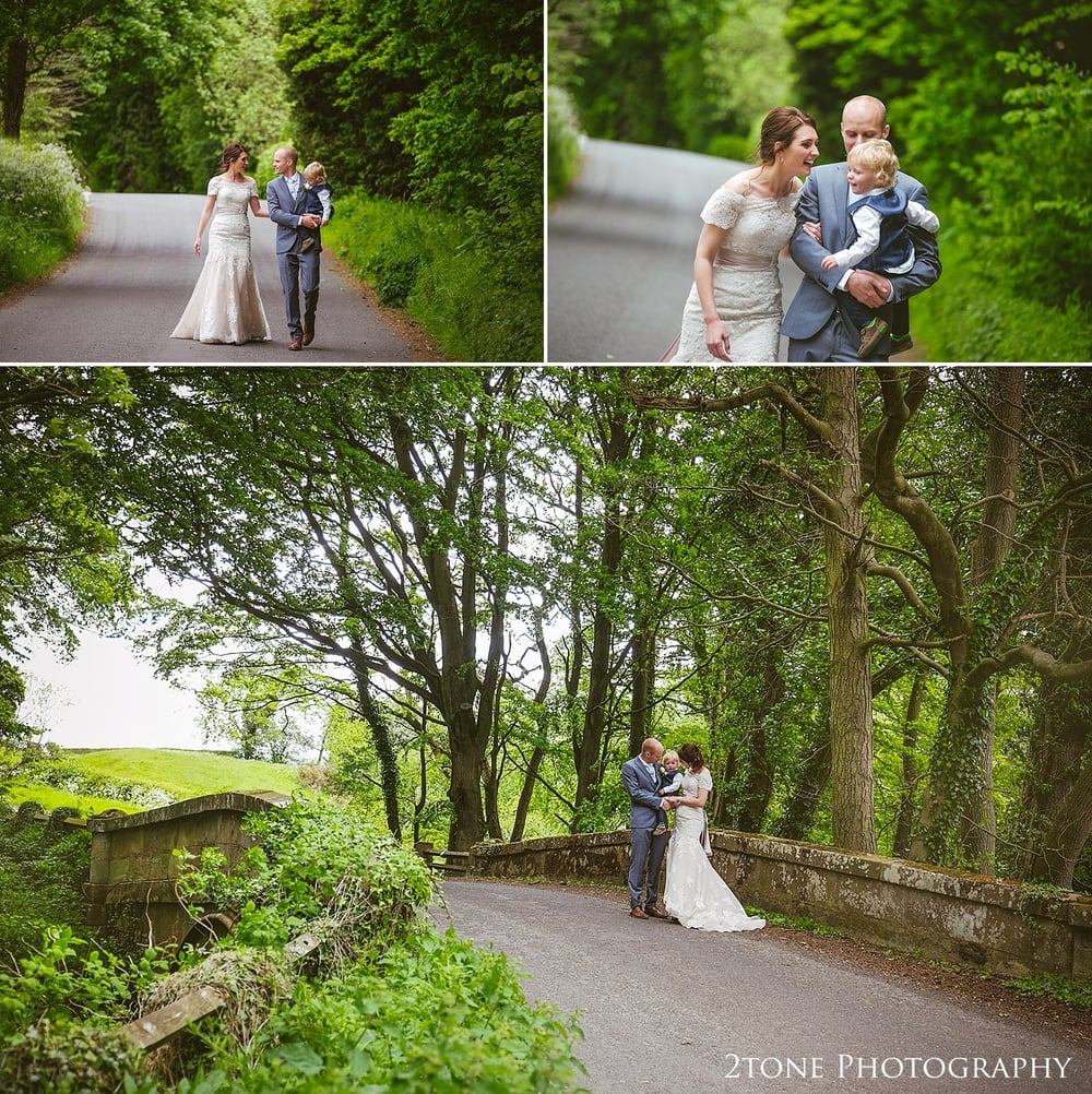 Natural wedding photography in a village hall by 2tone Photography www.2tonephotograhy.co.uk