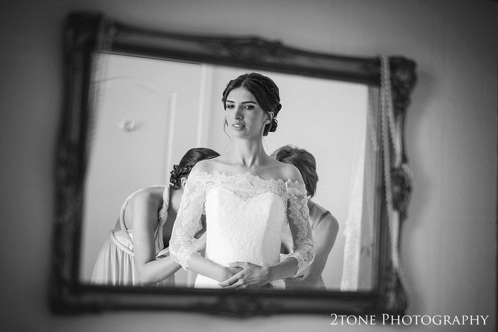 Wedding preparations by Durham based wedding photographers www.2tonephotography.co.uk
