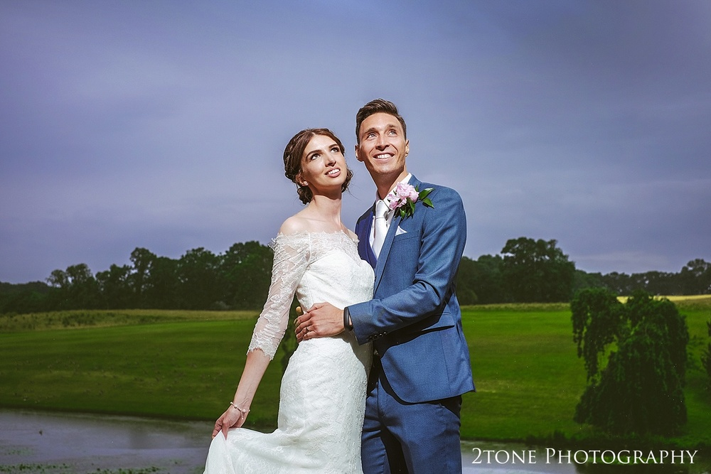 Weddings at Wynyard Hall by Durham based wedding photographers www.2tonephotography.co.uk