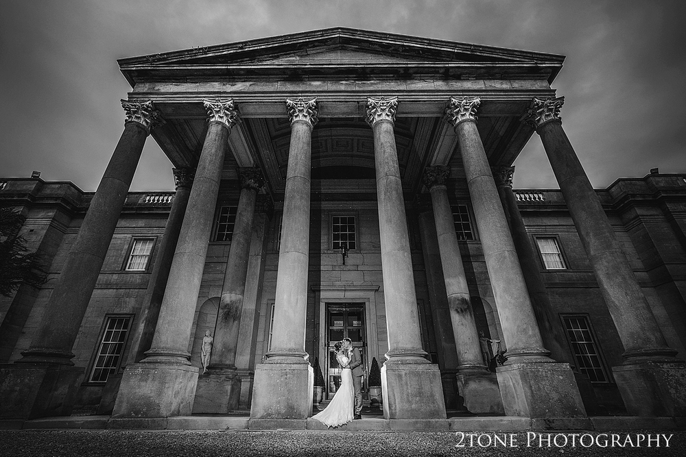 Wynyard Hall wedding photography by Durham based wedding photographers www.2tonephotography.co.uk