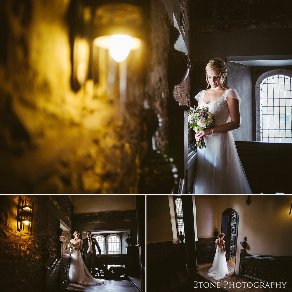 Wedding photography at Durham Castle by husband and wife team 2tone Photography www.2tonephotography.co.uk