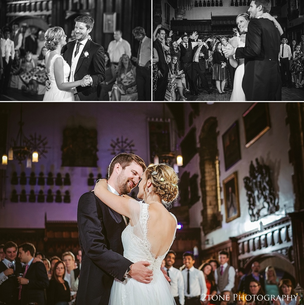Durham Castle first dance by husband and wife team 2tone Photography www.2tonephotography.co.uk