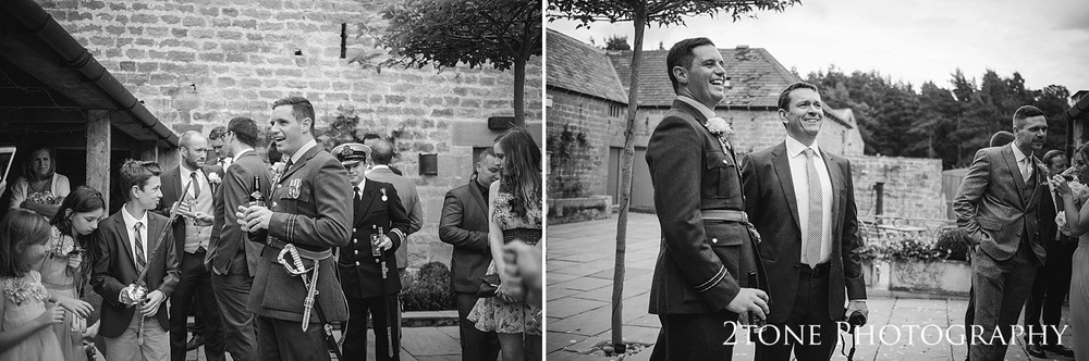 Natural wedding photos at Healey Barn by wedding photography team, 2tone Photography www.2tonephotography.co.uk