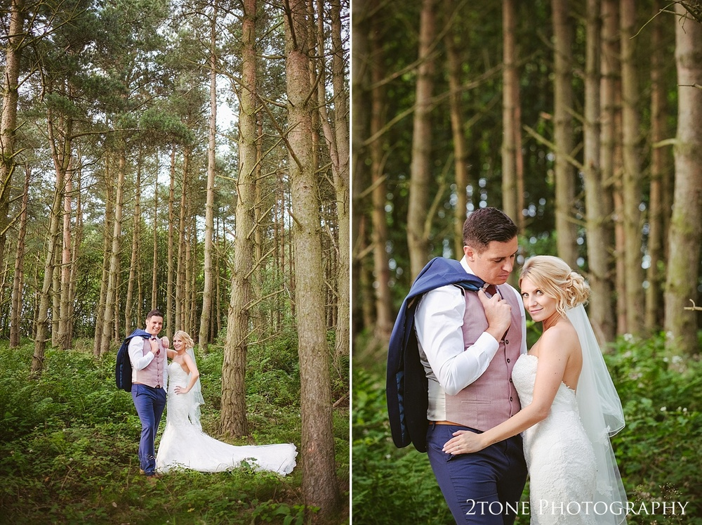 Healey Barn woods by wedding photography team, 2tone Photography www.2tonephotography.co.uk