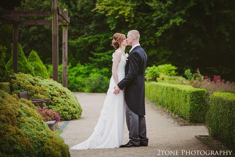 Natural wedding photographs.  Slaley Hall wedding photography by wedding photographers 2tone Photography.  www.2tonephotography.co.uk